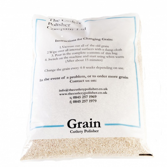 Cutlery Polisher Grain